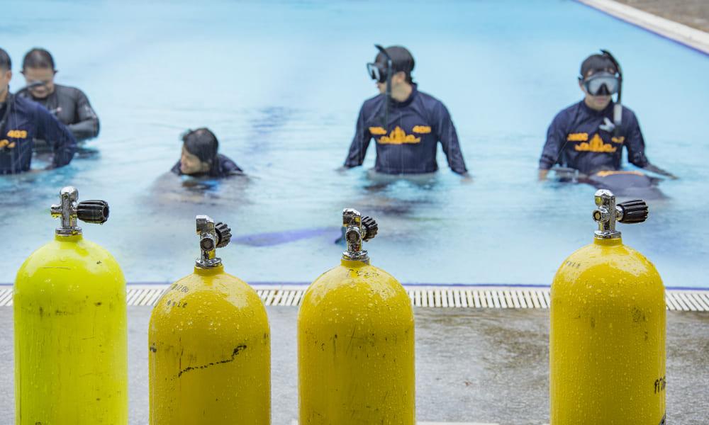 Quais são os pré-requisitos para aprender a mergulhar?