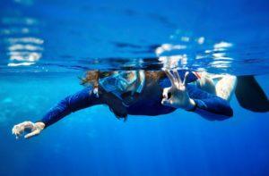 Entenda como funciona o mergulho com snorkel