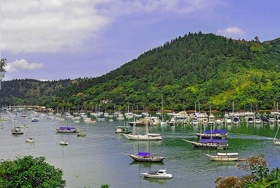 Angra dos Reis é um dos melhores lugares para mergulhar no Brasil