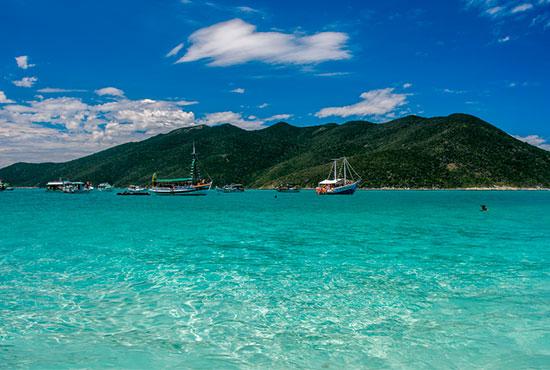 Arraial do Cabo é um dos melhores lugares para mergulhar no Brasil