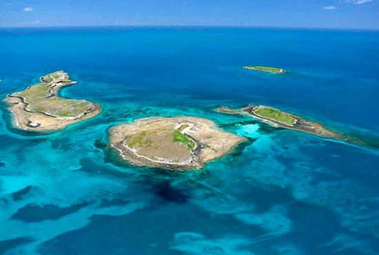 Abrolhos é um dos melhores lugara para mergulhar no Brasil