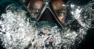 O equipamento pode quebrar? Mitos sobre mergulho