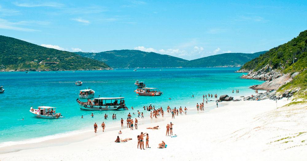 Praia do Farol é uma das melhores praias do Rio de Janeiro