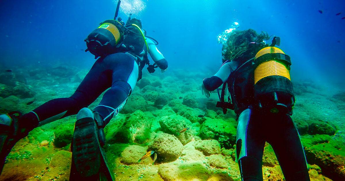 O que é dupla de mergulho e para que serve?