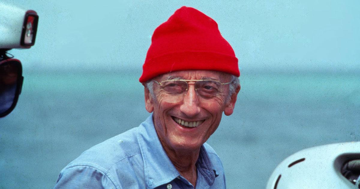Quem foi Jacques Cousteau? Conheça o pai do mergulho