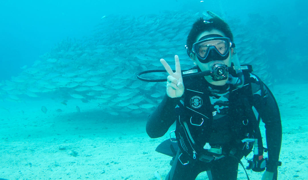 Conheça alguns mergulhadores para seguir nas redes sociais: Instagram, Facebook e Twitter