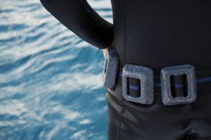 Lastro é parte do equipamento de mergulho