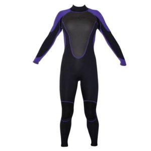 A roupa de mergulho faz parte do equipamento de mergulho e é normalmente feita de neoprene