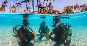 Conheça os principais sinais de mergulho