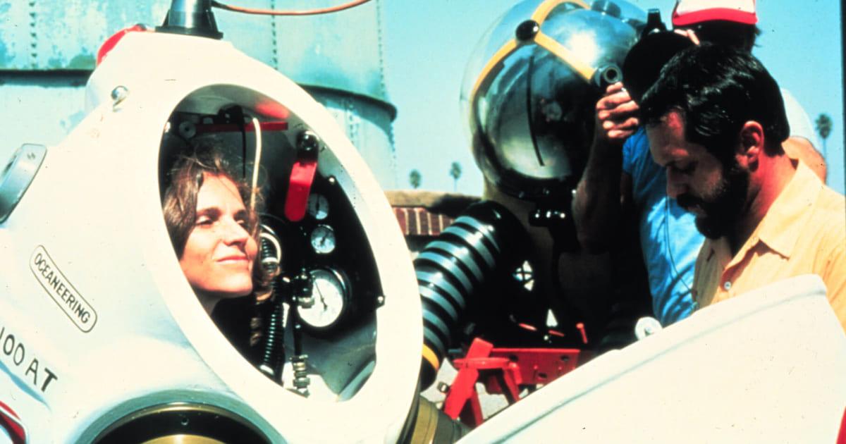 Conheça as principais mulheres mergulhadoras