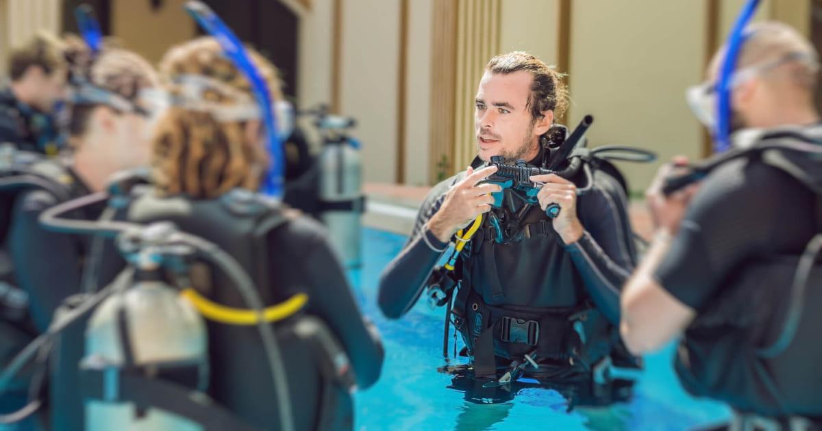 Confira motivos para fazer um curso de mergulho