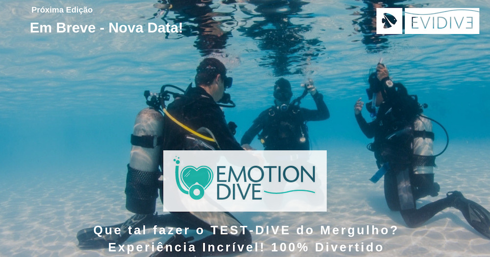 Venha fazer o Teste Dive do mergulho com a gente!
